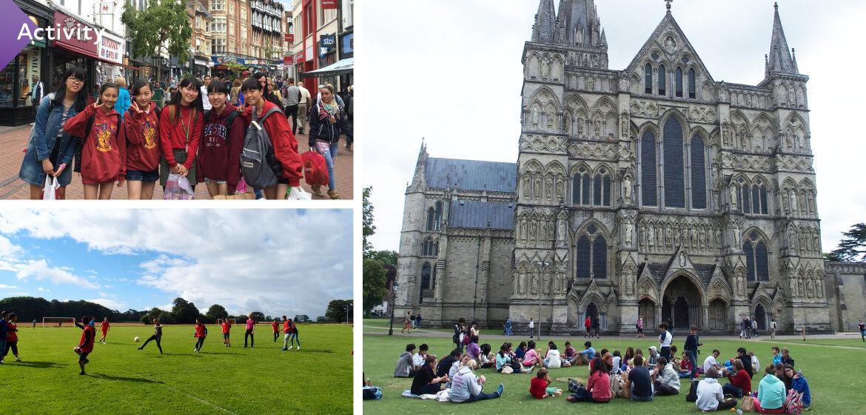イギリス・バース留学中のアクティビティ